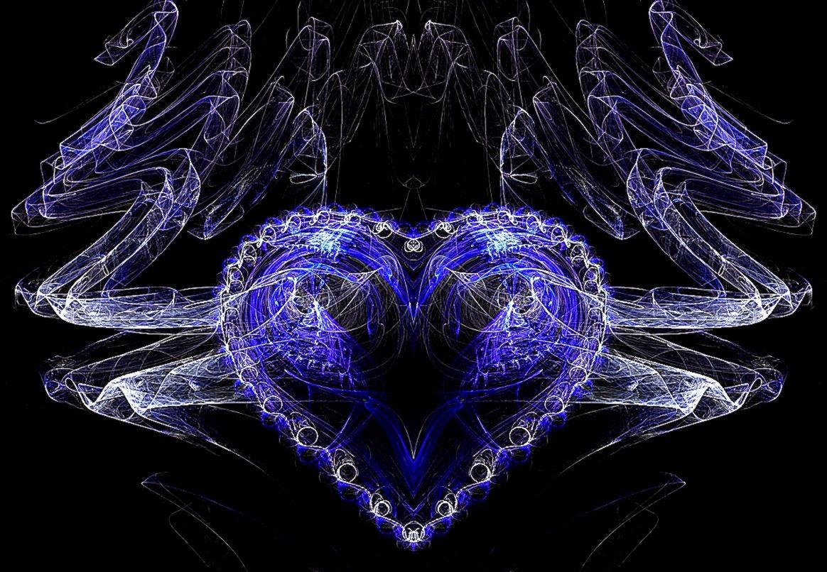 Frozen Heart Hd Wallpaper   High Definitions Wallpapers