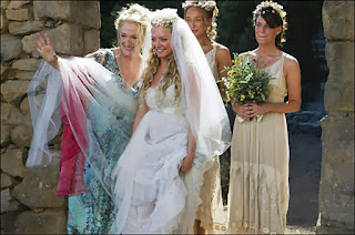 Favorite Movie Weddings