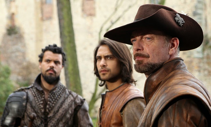 The Musketeers - The Accused - Advance Preview + Dialogue Teasers