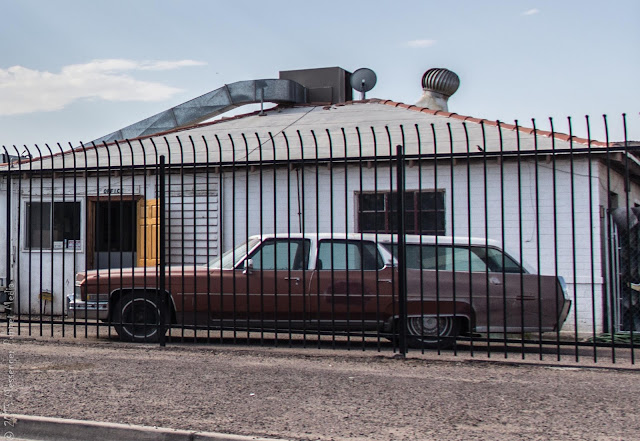 1973 Cadillac Fleetwood wagon