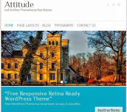 44 Premium Yet Free WordPress Themes For Your Blog