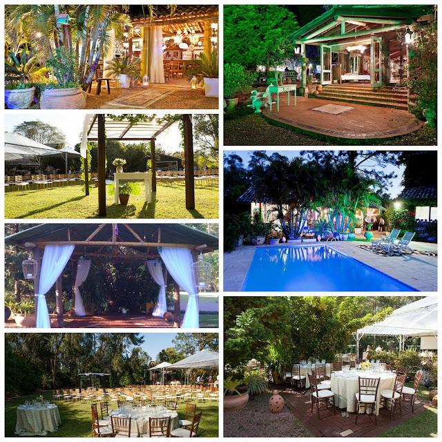 Espaço de Eventos Villa Antonieta | Área Externa