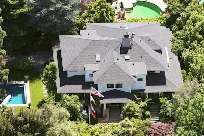 mark zuckerberg new house mansion photo
