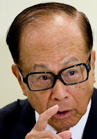 everything under the sun  pic showing one among top 10 richest people of world Li Ka-shing