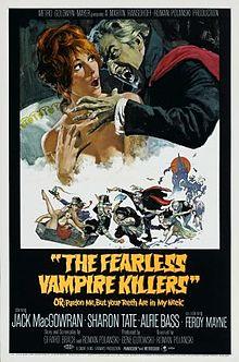 vampires, the fearless vampire killers, roman polanski, sharon tate
