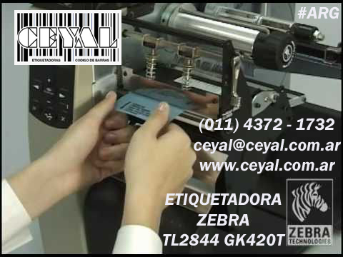 comprar etiqueta lector codigos de barras Buenos Aires
