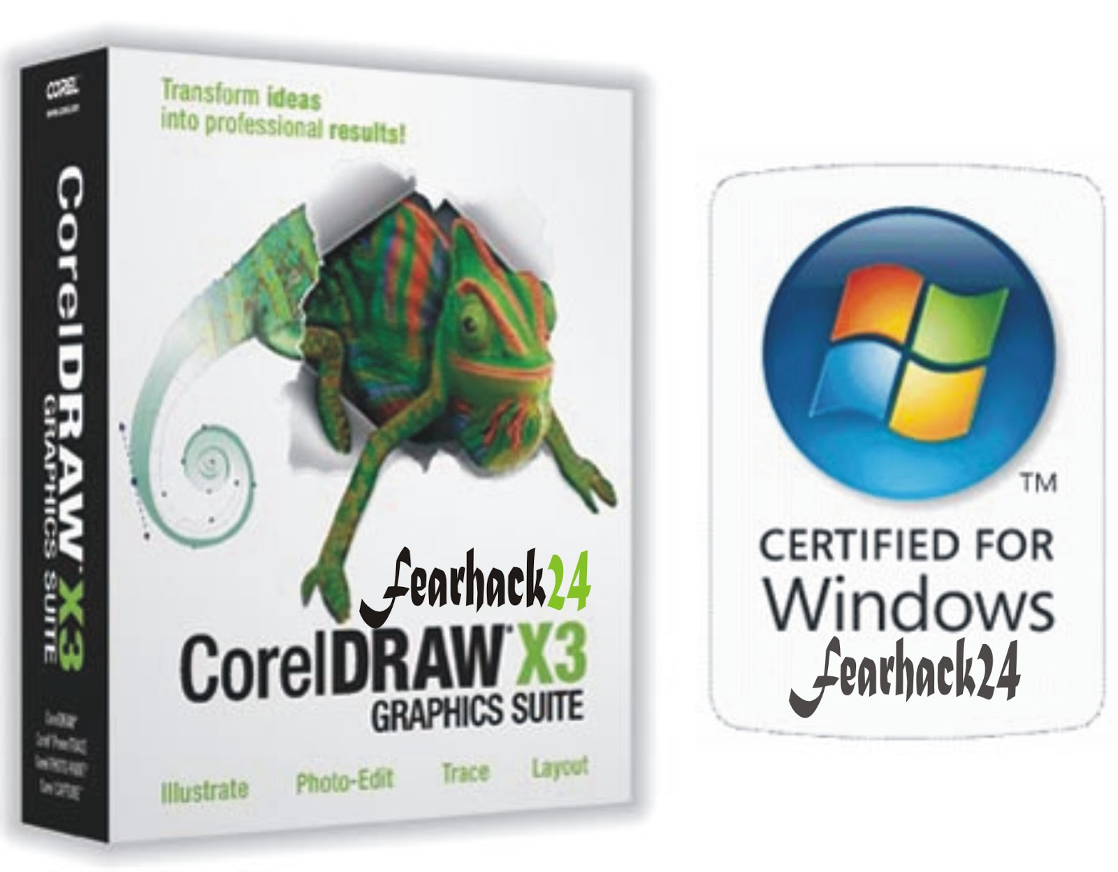 crack coreldraw x6 portable