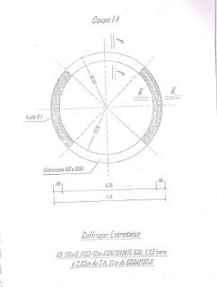 dimensionnement de château d'eau  Exemple en PDF
