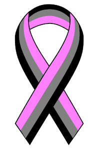 Metastatic Breast Cancer Ribbon