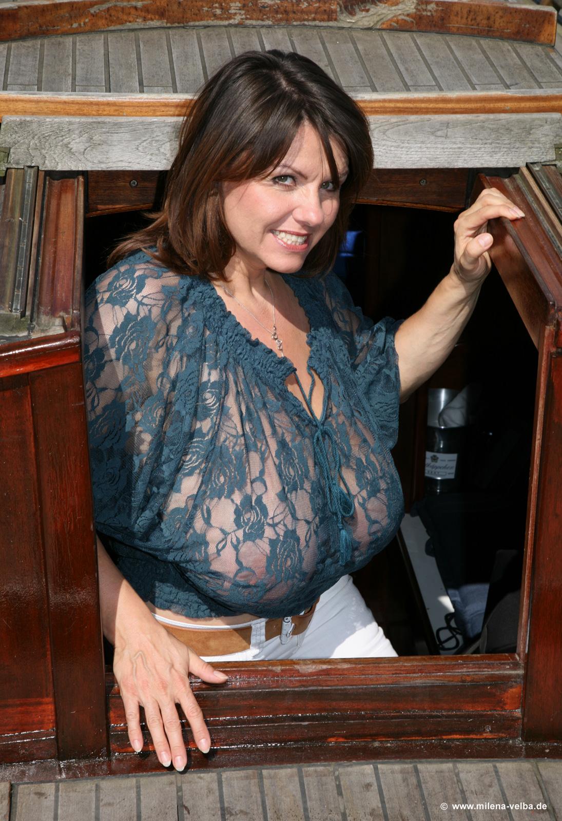 Udderly Amazing: Milena Velba - Escape
