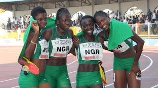 Nigeria Wins African Youth Athletics Championship