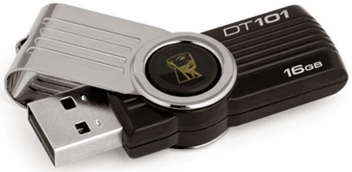 Usb Kingston 16GB DT101 G2 chính hãng USB Kingston 16G DT101 G2 2