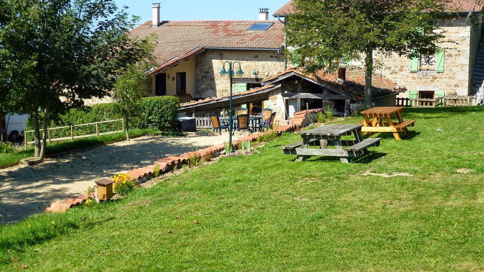 Vakantie in de Auvergne