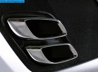 Mercedes slr exhaust - صور شكمان مرسيدس slr