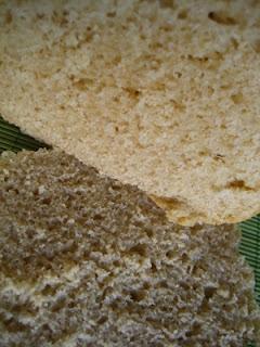 pão de gérmen de trigo