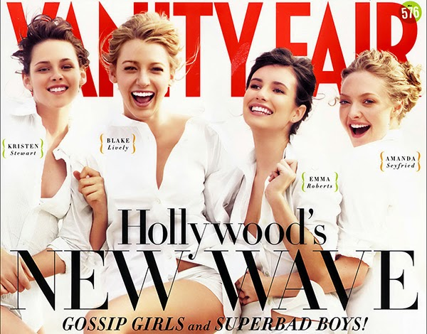 Young Hollywood : Vanity Fair誌 Next Wave 2008 あの人は今?