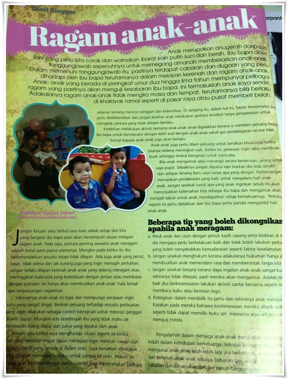 Majalah Pa & Ma