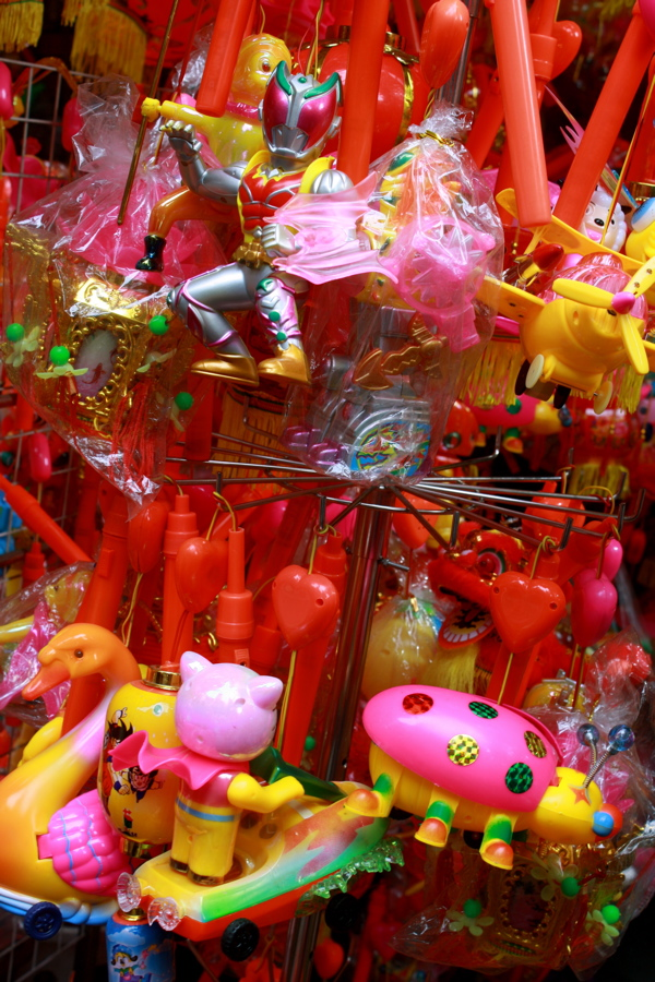 The City That Never Sleeps In Mid Autumn Festival Madness