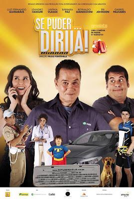 Se Puder… Dirija! (2013) DVDRip Nacional – Torrent