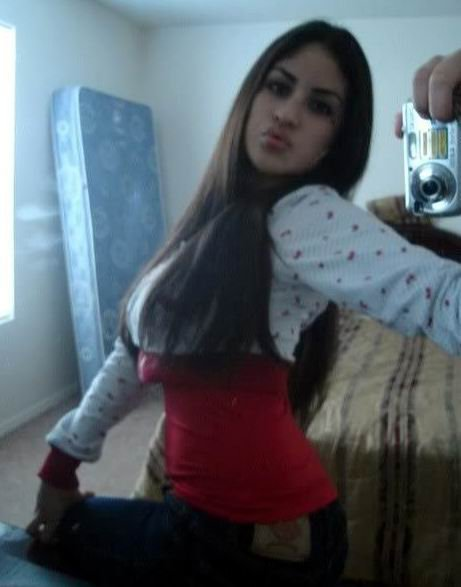 from Abram self shot pakistani teen girl
