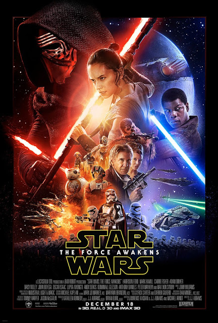 Star Wars The Force Awakens movie