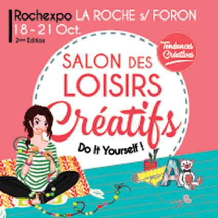 Salon des Loisirs Créatifs du 18 au 21 octobre