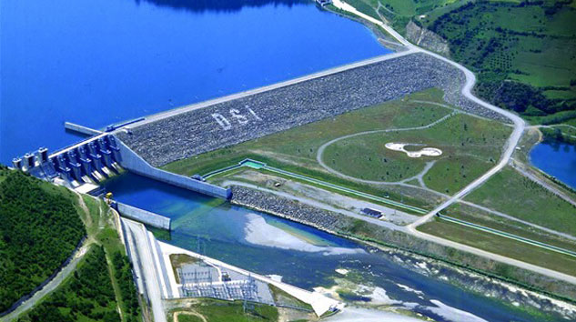 Satılık HES (Hidro Elektrik Santrali)