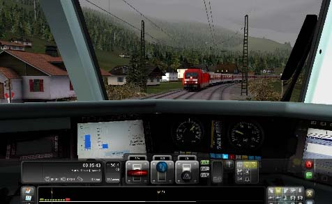 Free Download Games Railworks Train Simulator 2012 Full Version For PC