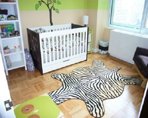 Tapis Chambre Bebe Jungle : Chambre Jumeaux Mixte  Décoration chambre bébé mixte  Bébé et