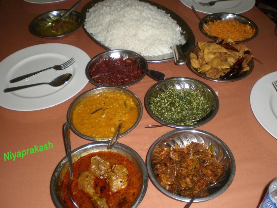 Niya 39 s world photos of traditional sri lankan dishes for Authentic sri lankan cuisine