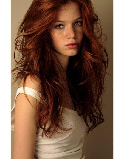 Favoloso Pianeta donne: Con i capelli castani meglio riflessi rossi o ramati? EZ99