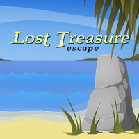 Juegos de Escape Lost Treasure Escape