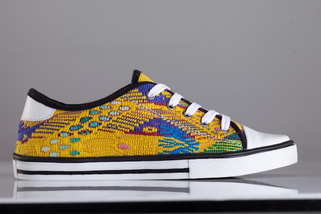 Mayan Footwear