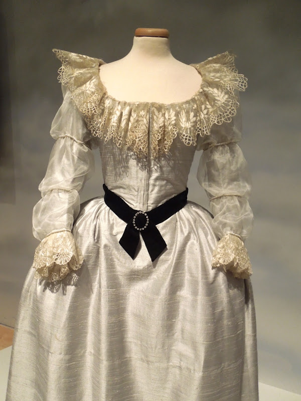 Lady Lyndon reproduction gown Barry Lyndon