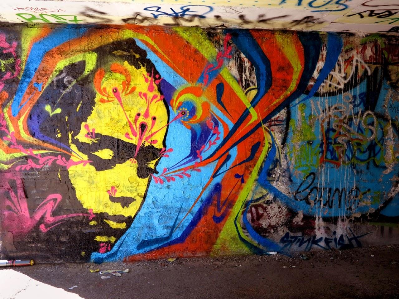 Art Pieces Stinkfish New Street Art Pieces India Cuba Italy Streetartnews