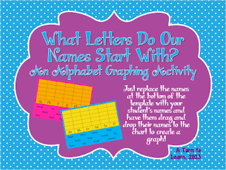http://www.teacherspayteachers.com/Product/What-Letters-Do-Our-Names-Start-With-A-Smartboard-Name-Activity-1024777