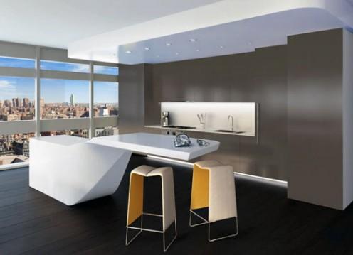 Dapur Rumah minimalis modern 2014