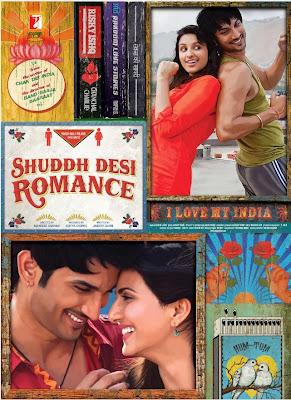 Shuddh Desi Romance (2013) (Hindi) BluRay Full Movie 720p - DDR
