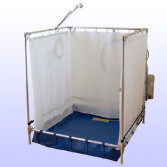 http://www.essenlux.com/collections/portable-showers