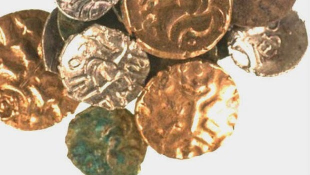 Penemuan Koin Logam Romawi di Inggris