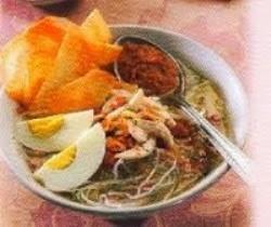 Cara membuat sroto Jawa Timur