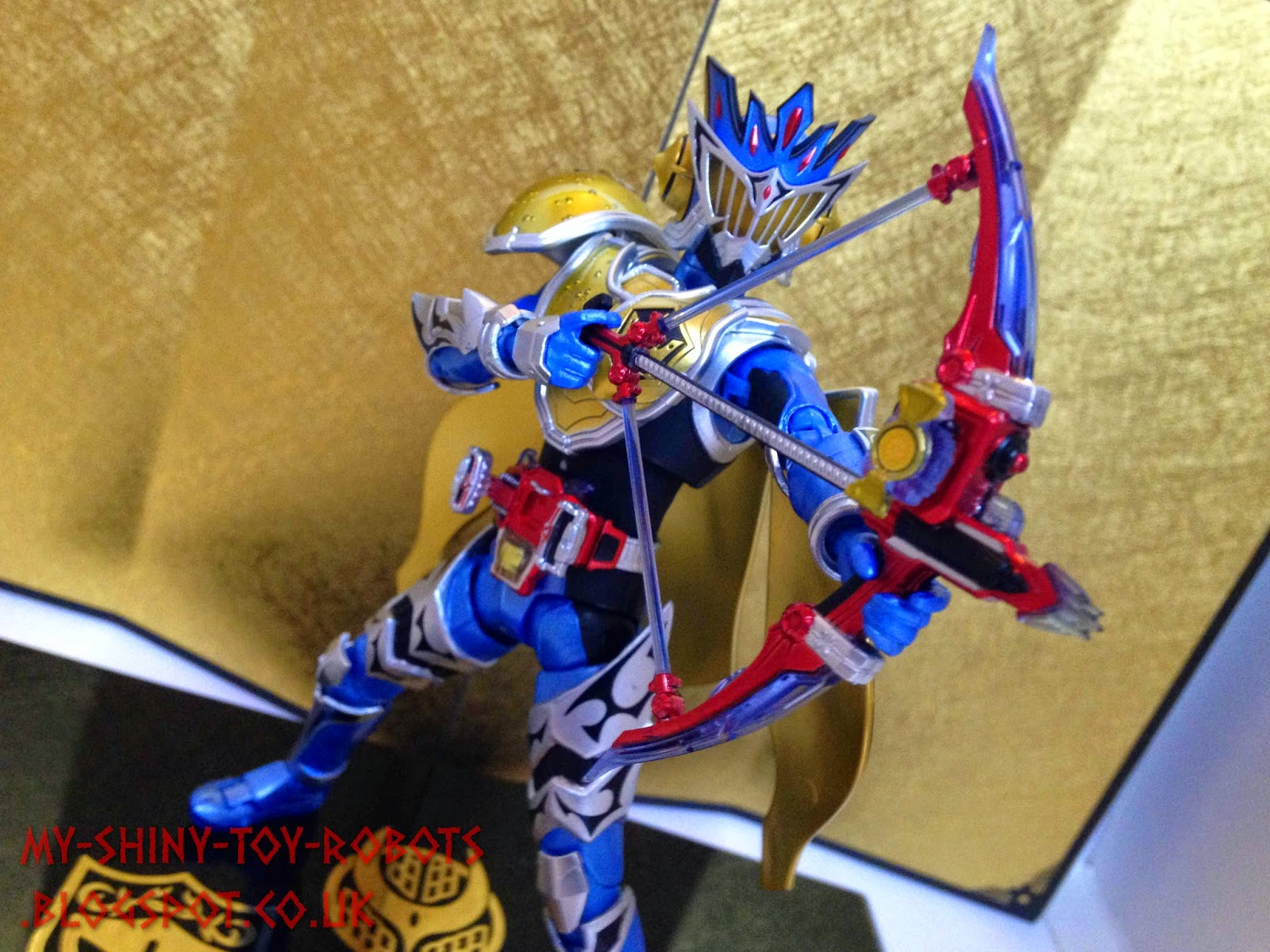 Sonic Arrow posing