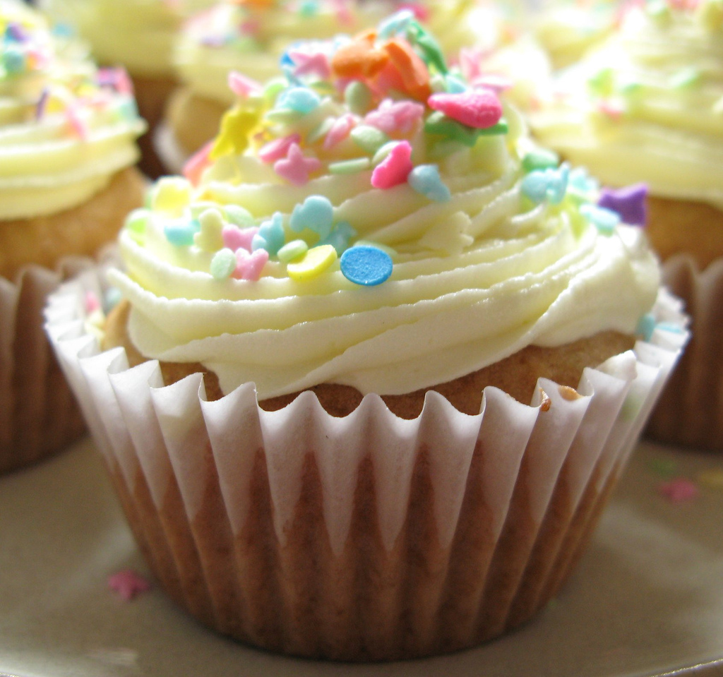 Easy Recipe For Cupcakes