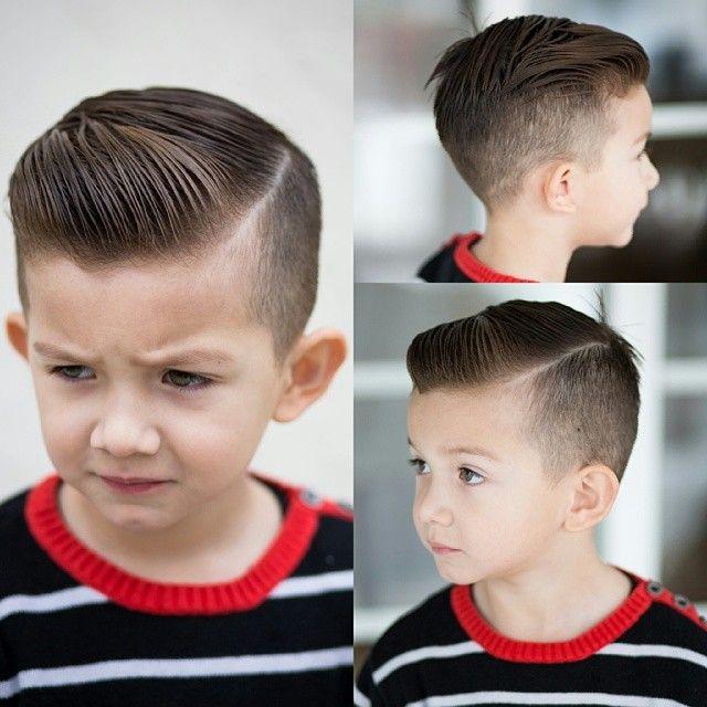 Фото причесок на короткие волосы для мальчиков