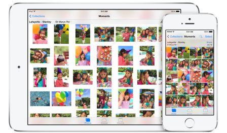 Inilah fitur baru dari iOS 8, foto dan video - foto