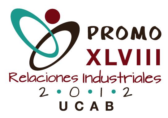 Logotipo Promo Relaciones Industriales UCAB 2012