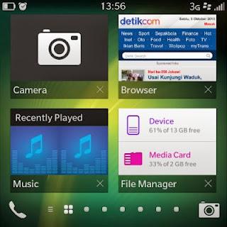 Active Frame BlackBerry Q10