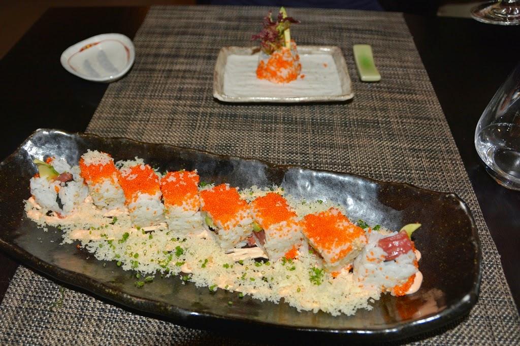 Restaurant Miyama Madrid Sushi