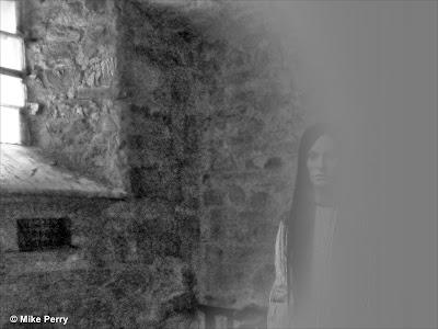 Ghosts at Bodmin Jail, Cornwall
