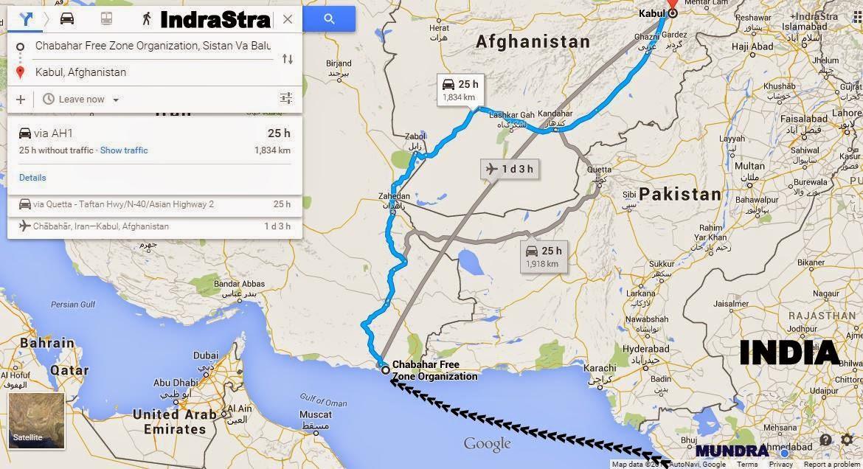 Indian Strategic Studies Decoding Chabahar